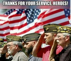 Thank you! #Veterans #Military