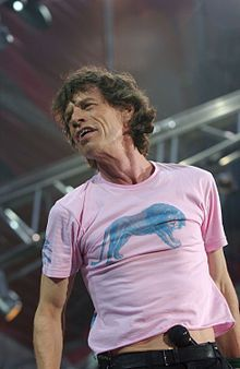 Mick Jagger......turns out, Sex, Drugs & Rock 'n Roll keep you ALIVE!