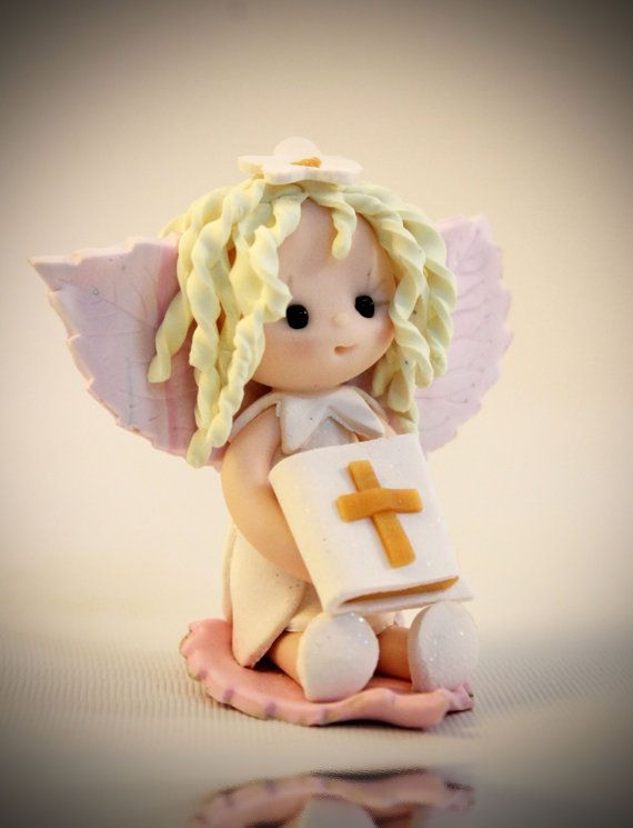 First Communion Baby Fairy