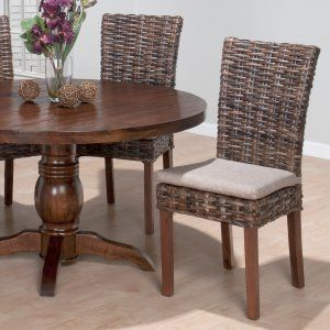 Wicker/Rattan Dining Chairs on Hayneedle - Wicker/Rattan Dining Chairs For Sale