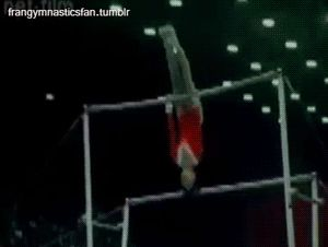 Gymnastics Appreciation (peace-love-gym: I actually do not understand how...)  Not circus, but I don't want to create a new board specifically for this.