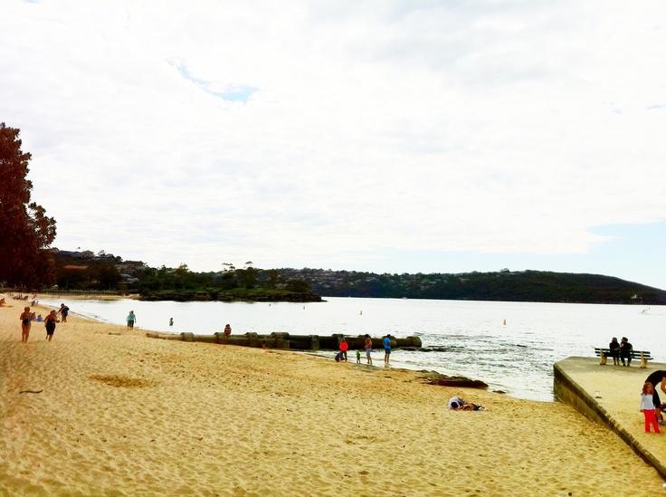 Pretty Balmoral beach