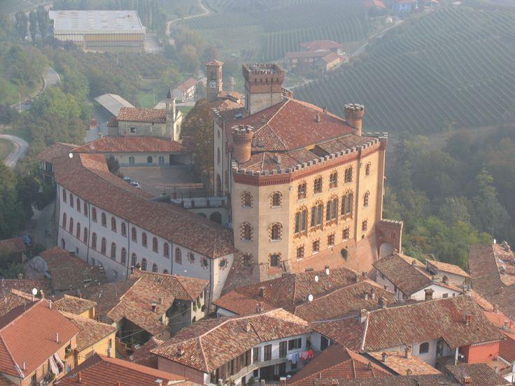 Comune di Barolo, il castello