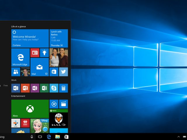 Surf Report: 10 things you didn't know about Windows 10