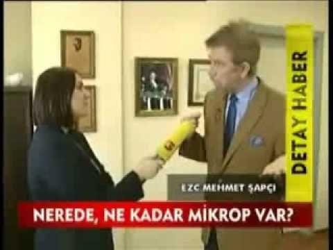 STAR TV - NEREDE NE KADAR MİKROP VAR?