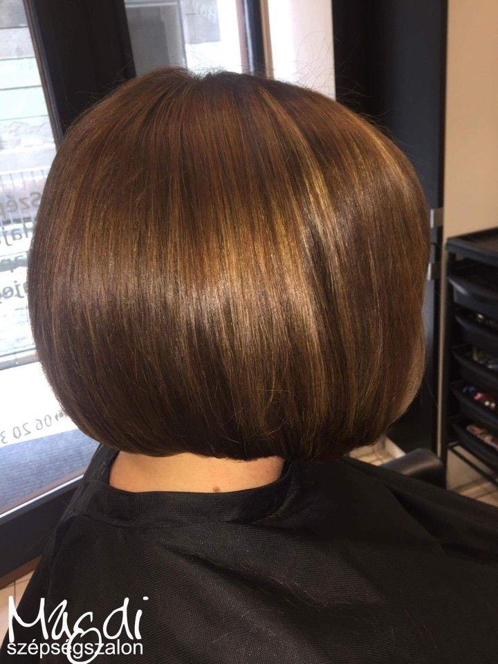 A bob frizura soha nem megy ki a divatból, ti is szeretitek? :)  #hairstyle #hair #hairfasion #bobhair #haj #széphaj #bobhaircut #bobhaj #festettbob ️#hairstyle #hair #hairfasion #haj #festetthaj #coloredhair #széphaj #szépségszalon #beautysalon #fodrász #hairdresser #ilovemyhair #ilovemyjob❤️