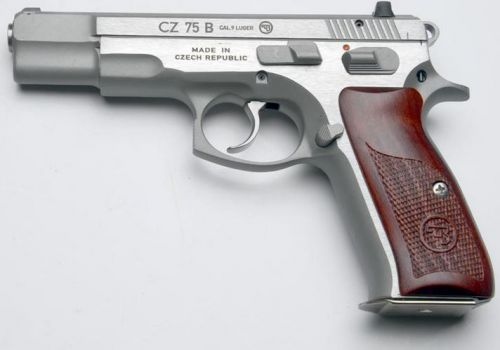 CZ 75 9MM MATTE SS COCO BOLO GRIPS TRITIUM NS Find our speedloader now! http://www.amazon.com/shops/raeind