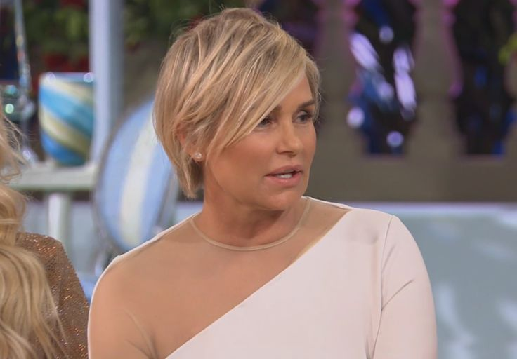 Yolanda Hadid Opens Up About Divorce, Storms Out of...: Yolanda Hadid Opens Up About Divorce, Storms Out of 'RHOBH' Reunion… #YolandaHadid