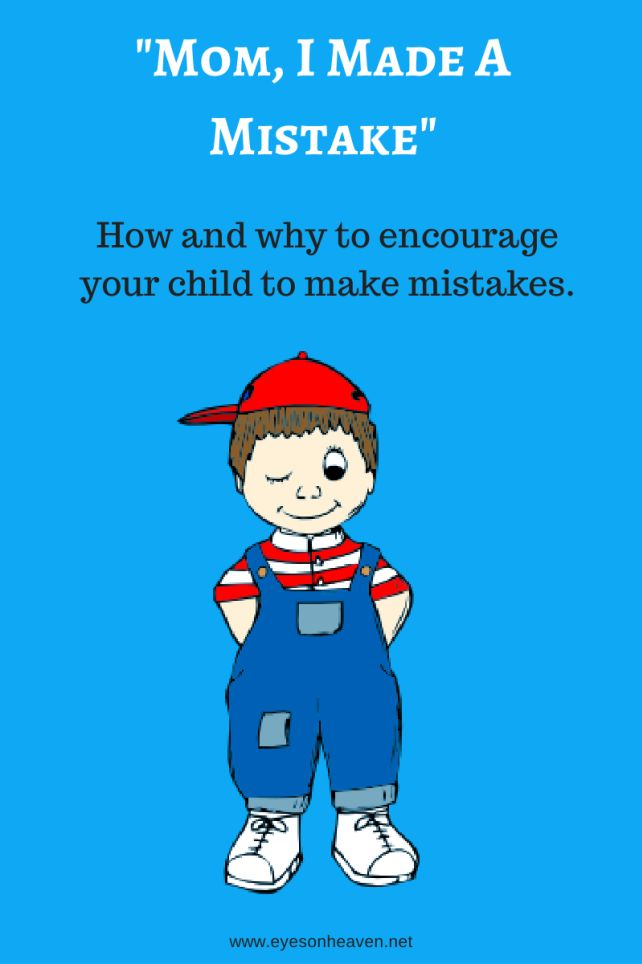 Learn how and why it's important to encourage your child to make mistakes and develop a growth mindset in order to maximize their creativity and innovation.