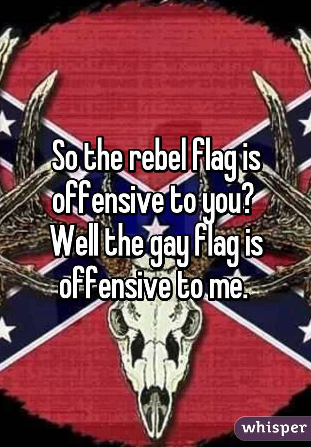 history behind the rebel flag