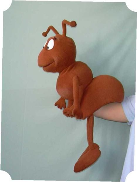 Pavlovs Puppets (Ant puppet, Puppet for sale)