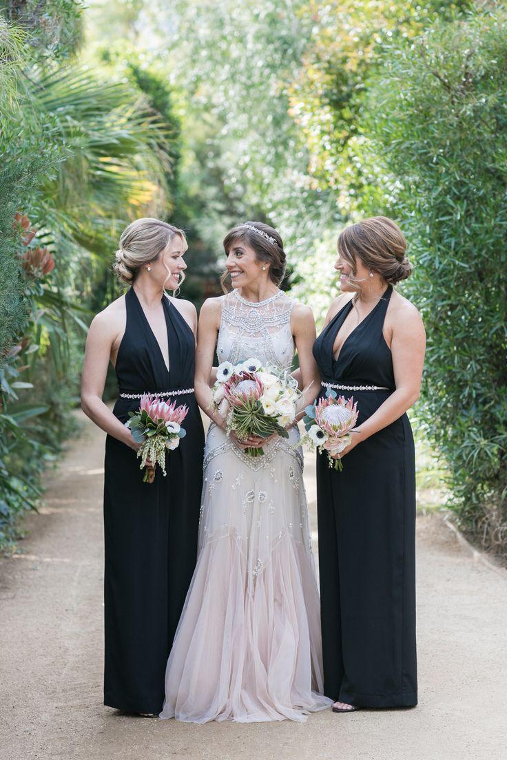 A Part Vintage, Part Modern Palm Springs Wedding