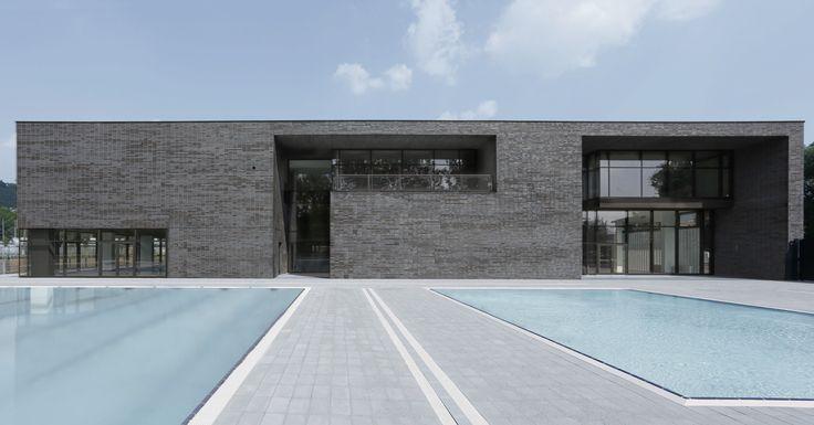 Novo Centro de Natação na Brescia / Camillo Botticini + Francesco Craca + Arianna Foresti + Studio Montanari + Nicola Martinoli