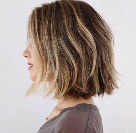 choppy layered bob hairstyles 2017 - style you 7