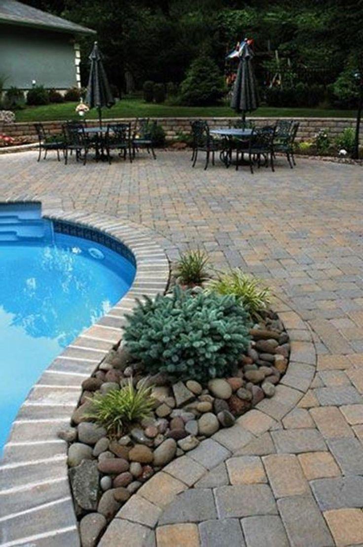 20 amazing pool landscaping design ideas 2019