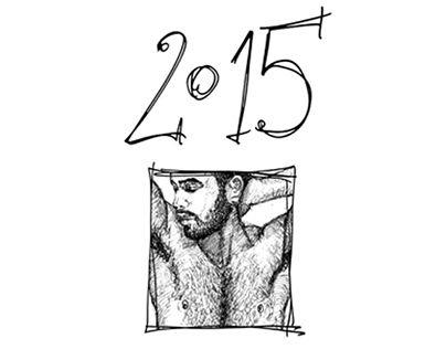 """Check out new work on my @Behance portfolio: """"Pikczersowy kalendarz z roku 2015"""" http://be.net/gallery/37175819/Pikczersowy-kalendarz-z-roku-2015"""