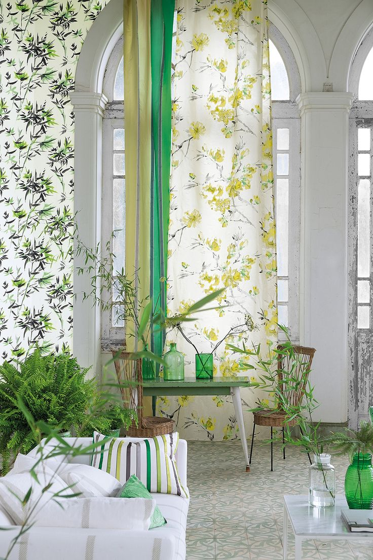 Designers Guild Shanghai Garden collection