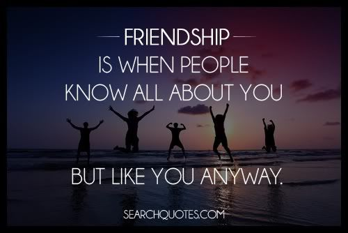 Some Thoughts On Friendship - http://www.quotesaboutcheating.com/some-thoughts-on-friendship/