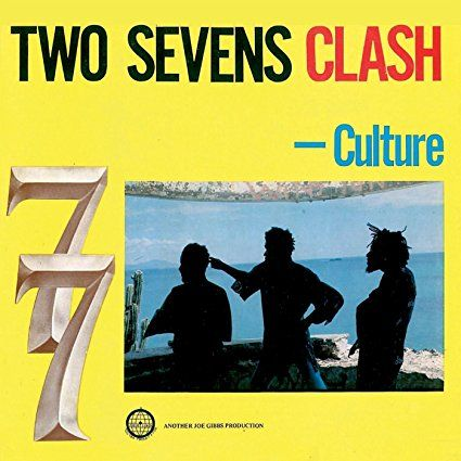 Culture – Two Sevens Clash I'm long overdue to put some reggae on this list, and was virtually certain I'd debut with Burning Spear's Marcus Garvey, but then a fantastic rea…