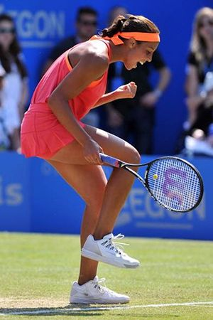 Must-Read Fitness Tips from 19-Year-Old Tennis Pro Madison Keys