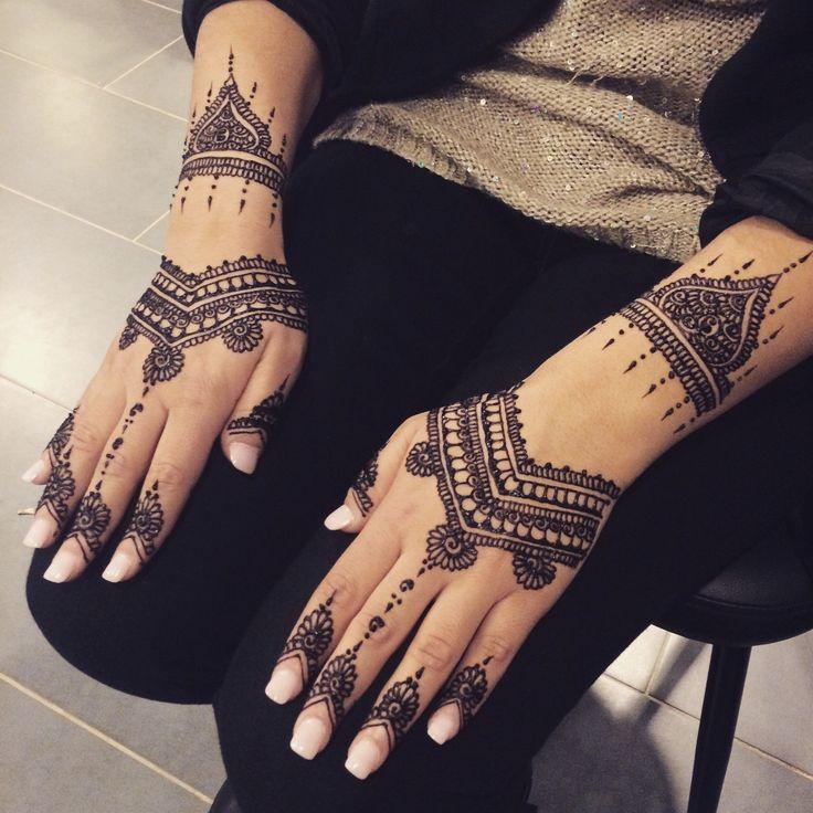 Les 25 meilleures id es de la cat gorie henn marocain sur - Dessin de henne pour les mains ...