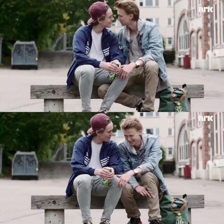 """""""Mannen i mitt liv"""".❤️ #skam#evak#isak#even#isakandeven#henrik#tarjei#henrikholm#tarjeisandvikmoe#isakvaltersen#evenbechnæsheim"""