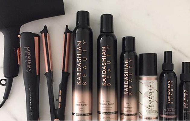kardashian beauty products are the bomb