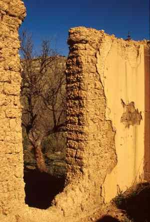 Alto - Arizona Ghost Town -- Ruins of the adobe home of my great-grandfather, Josiah Bond.