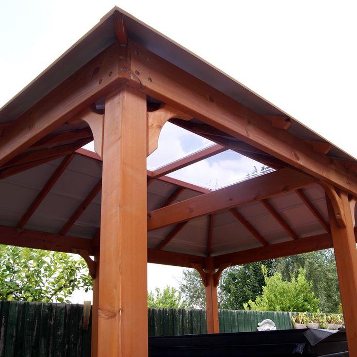 Poppy's Home & Garden - Western Red Cedar Gazebo(http://www.poppysgc.com.au/western-red-cedar-gazebo/?page_context=category