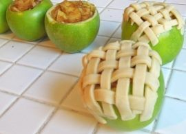 apple pie stuffed apple: Applepies, Pies Baking, Pies Crusts, Cute Ideas, Minis Apples Pies, Baking Apples, Apples Recipe, Pies Apple, Apple Pies