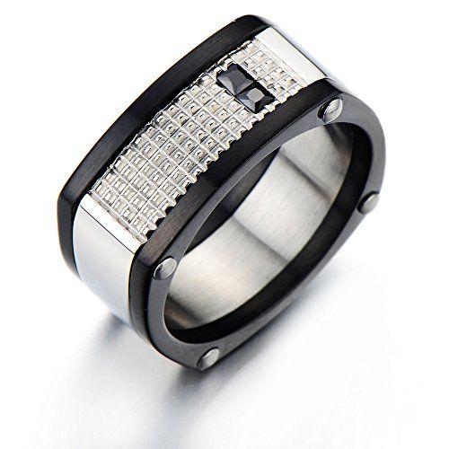 Favoloso Oltre 25 fantastiche idee su Anelli di fidanzamento uomo su  OS27