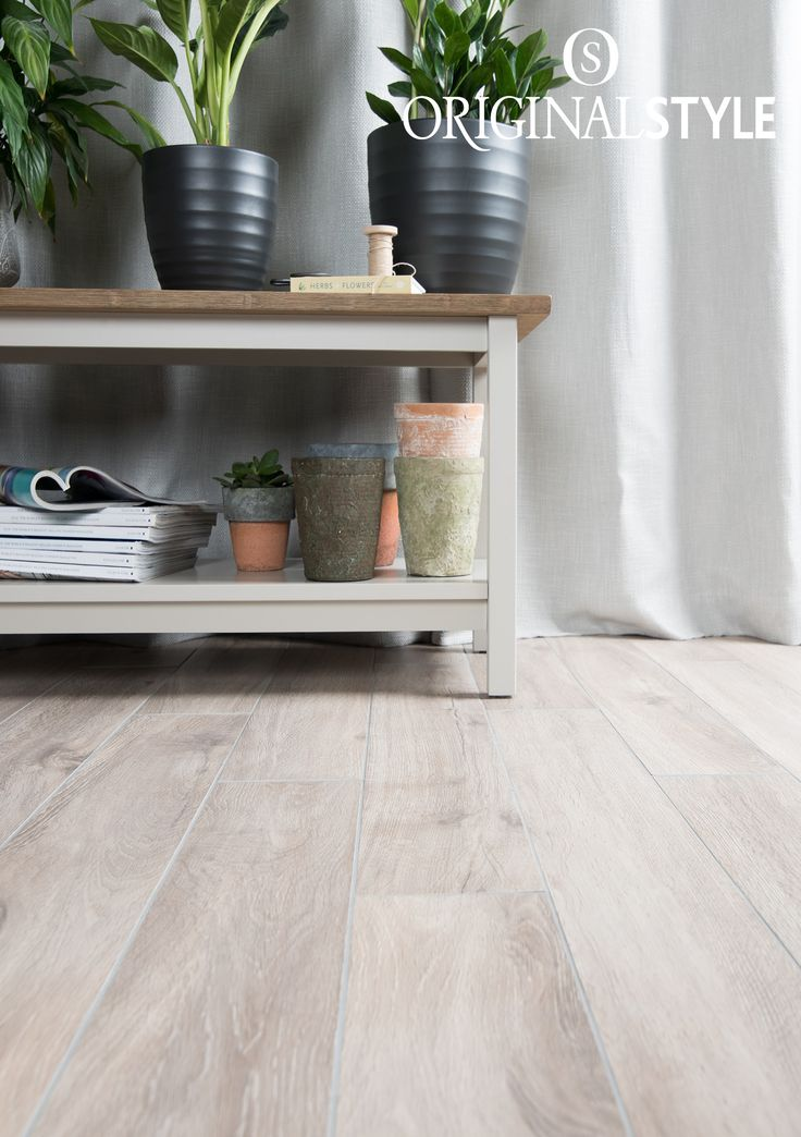 Oakwood Nut from Original Style's tileworks collection. These wood effect planks are versatile for all kinds of spaces, from kitchen floors to bathroom floors. With 4 different colours available, they're ideal for creating a beautiful warm feel to your bathroom or kitchen.