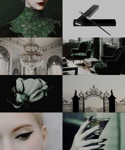 lunalovelight:    HP Aesthetic | Narcissa Malfoy