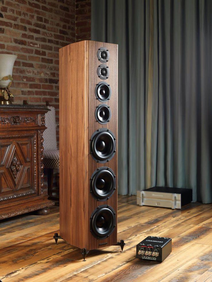 Big SpeakersTower ...