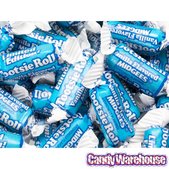 Just found Vanilla Tootsie Rolls Candy: 1LB Bag @CandyWarehouse, Thanks for the #CandyAssist!