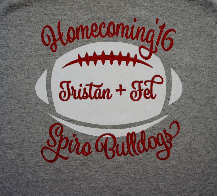 Custom Football Homecoming Shirt, Long sleeves, Sweatshirt, Hoodie - personalize…