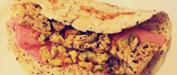 Tortilla - gabona, tejtermék és cukormentesen - The Choice - Virágh Barbara