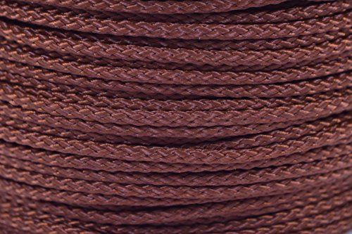 Chocolate Brown Micro Cord  Perfect Paracord Accessory Cord -- See this great product.Note:It is affiliate link to Amazon.
