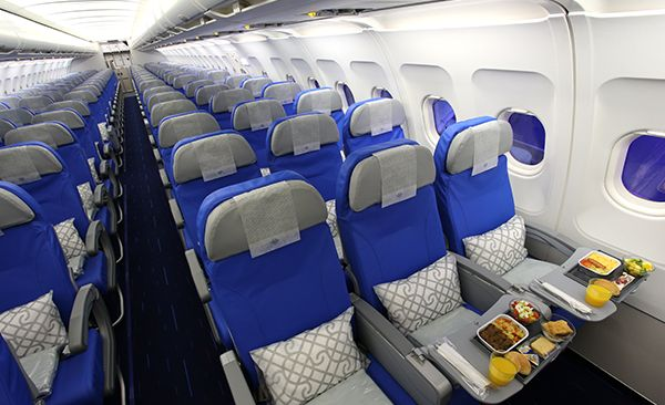 Air Serbia to role out new slim seats this summer.