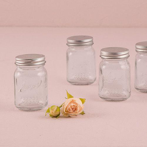 Mini Mason Jar - package of 24 - Unity Sand