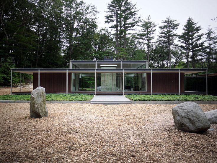 Glass / Wood House | kengo kuma and associates