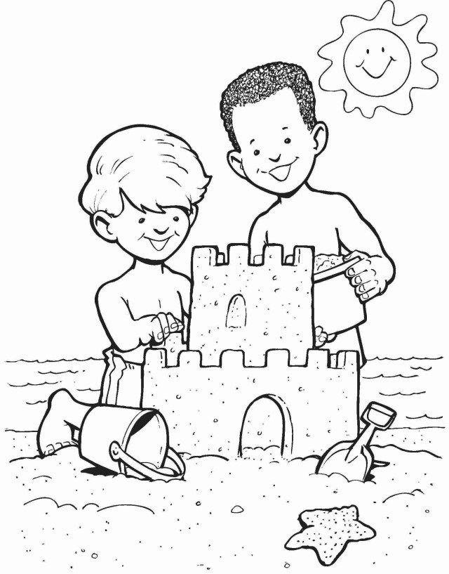игры с песком картинки черно белые установил, что трое