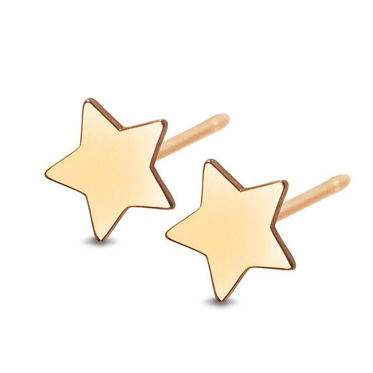 Złote kolczyki (FA11448 - 24909)