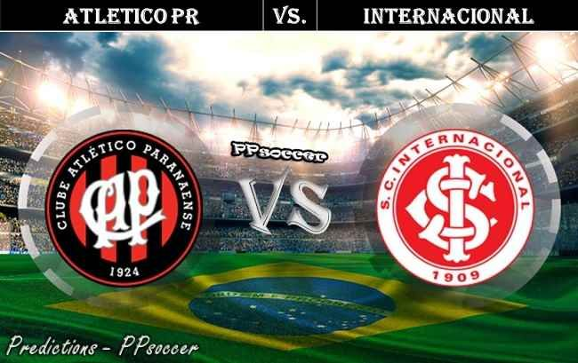 Atletico Pr Vs Internacional Predictions Betting Tips And Preview 19 07 2018 Brazil Serie A Preview H2h Odds Predic Soccer Predictions Predictions Betting