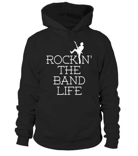 """# Rockin' The Band Life guitarists rock bands funny t-shirt .  Special Offer, not available in shops      Comes in a variety of styles and colours      Buy yours now before it is too late!      Secured payment via Visa / Mastercard / Amex / PayPal      How to place an order            Choose the model from the drop-down menu      Click on """"Buy it now""""      Choose the size and the quantity      Add your delivery address and bank details      And that's it!      Tags: Enjoy the awesome techno…"""