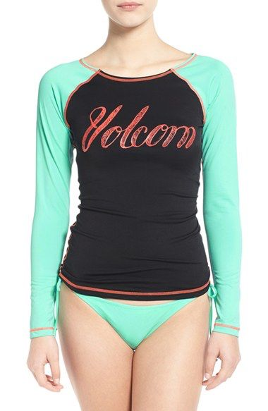 Check out my latest find from Nordstrom: http://shop.nordstrom.com/S/4219640  Volcom Volcom Colorblock Rashguard  - Sent from the Nordstrom app on my iPhone (Get it free on the App Store at http://itunes.apple.com/us/app/nordstrom/id474349412?ls=1&mt=8)