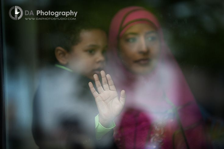 Watching from the Window - DA Photography