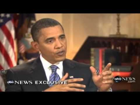 """~~~FOLKS, KEEP THIS VIDEO HANDY TO PROVE TO YOUR FRIENDS THAT OBAMA AND HIS FRIENDS IN THE MEDIA ARE LYING~~  In an interview with Jake Tapper of ABC News Obama says that one third of the funding for his health care law will come from cuts to medicare (November 9, 2009).  Obama In November 2009: """"Right, One-Third Of ObamaCare Funding Comes From Cuts To Medicare""""  $$$$$  PROOF == OBAMA IS LYING ABOUT MEDICARE CUTS IN HIS CAMPAIGN SPEECHES"""