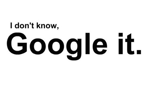 What did we do before Google?    #ff twitter @jasonwal