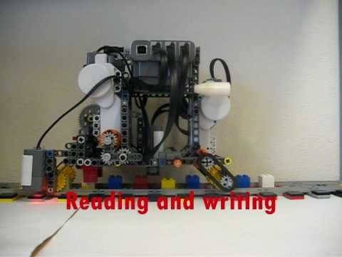The LEGO Turing Machine